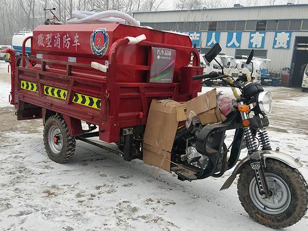 摩托三轮生产